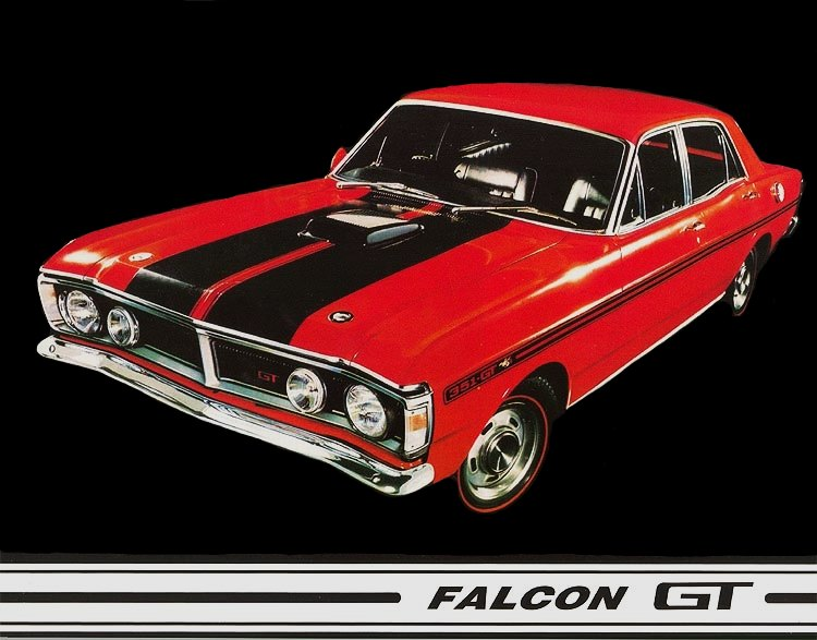 This Is The Full Length Story Of Mel Nichols Amazing First Test Drive Of A Falcon Gt Ho Phase Iii He And Photographer Uwe Kuessner Took This Muscle Car