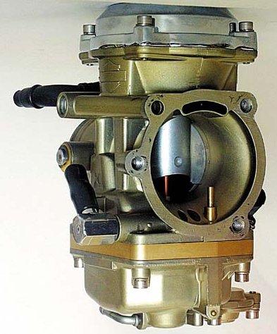 DUDEWORLD - H-D Constant Velocity (CV) Carburettor